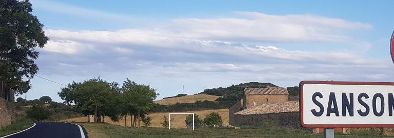 Inundaciones Navarra 2019 – Parte 2: Sansomain